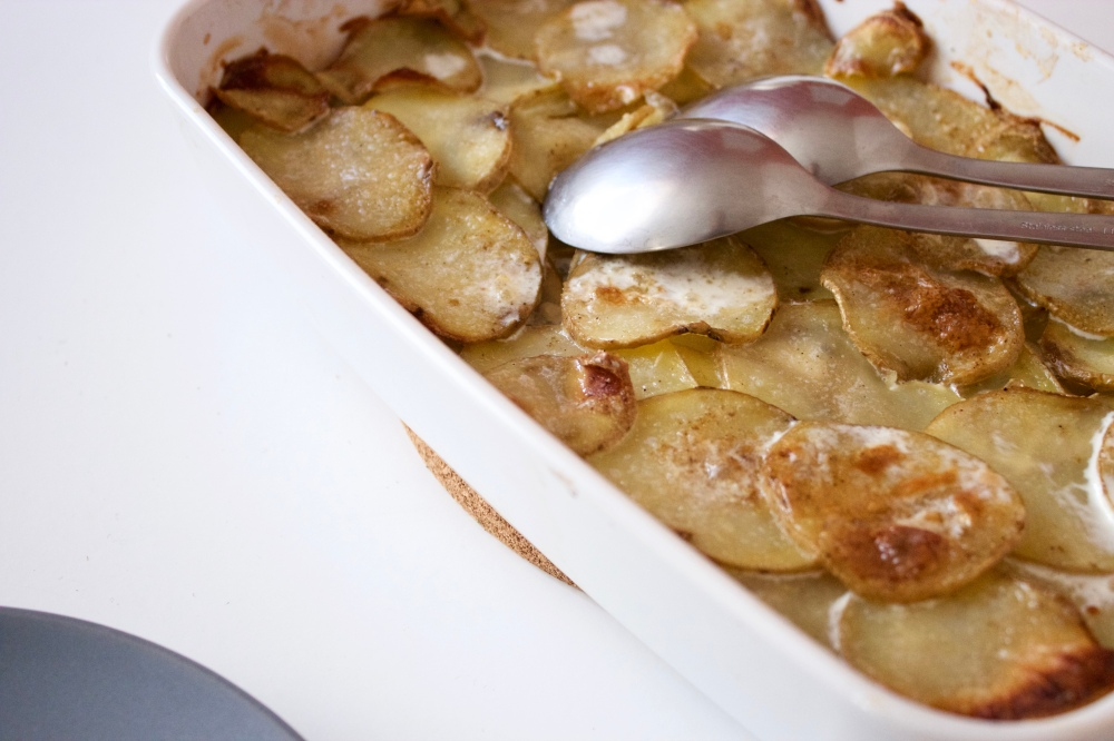 Gratin Dauphinois traditionnel *